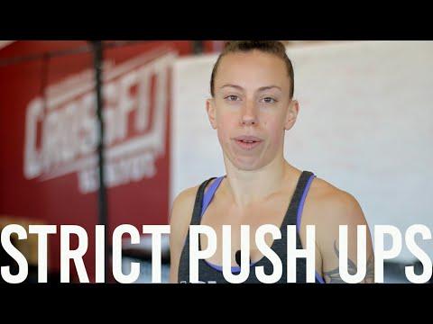 CrossFit Haifa & Krayot - PUSH UPS