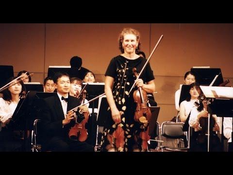 Jela Špitková - Mendelssohn violin concerto