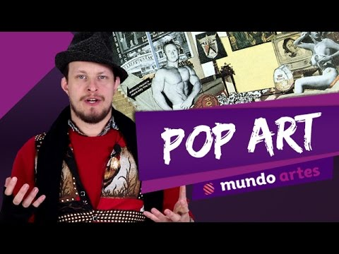 Pop Art - Mundo Artes - ENEM