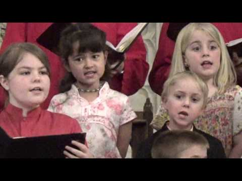 《 Ubi caritas 》Juno and Eden performe with their choir group - Spring Concert 5/21/2016