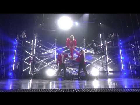 Jennifer Lopez feat. Pitbull - Live It Up (Billboard Music Awards 2013) HD