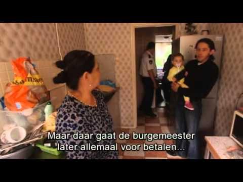 Aso Roma-familie uitgezet