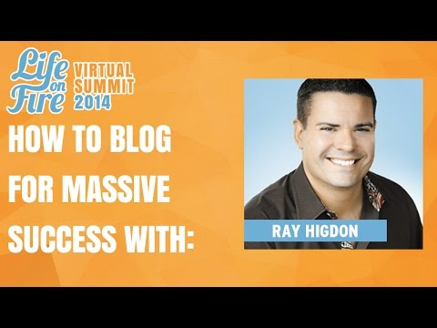 How to Blog for Massive Success With Ray Higdon & Nick Unsworth