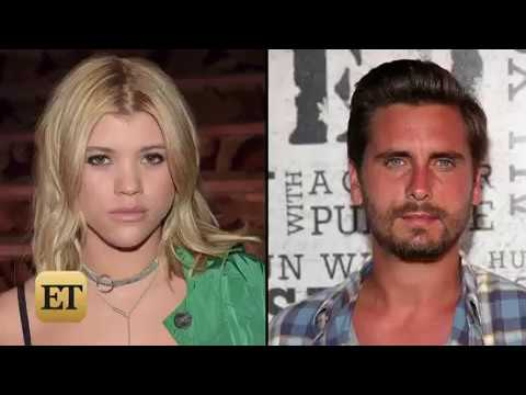Sofia Richie and Scott Disick FaceTime After Getting Flirty in Cannes