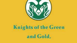 "Colorado State Fight Song (""Stalwart Rams"")"