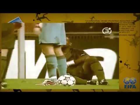 مقاطع مضحكة في كرة القدم
