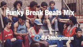 funky break beats mix / DJ Changoman