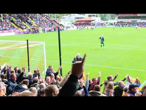 Lincoln City 0  Mansfield Town 1 : League 2 - 16th September 2017 (Danny Rose Scores The Winner)