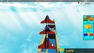 v: Jugando Build a Boat roblox