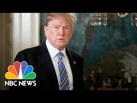 President Donald Trump Meets With Parents Affected By Gun Violence   NBC News