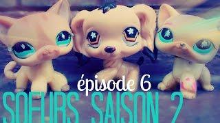 Petshop : Soeurs , ep°6 Saison 2 ( Tensions )
