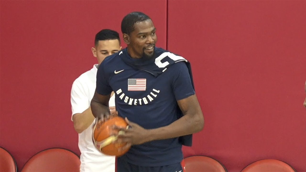 Warriors Sound: Dubs at Work in USA Basketball Minicamp