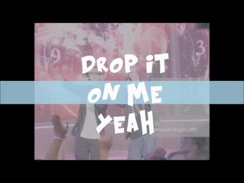 Wonder Broz - Drop It feat. Sage The Gemini (Lyric Video)