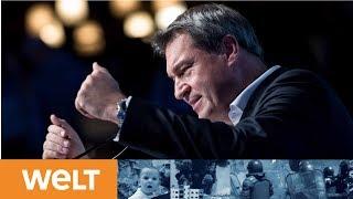 CSU UND SPD VOR DEBAKEL: In Bayern müssen nur noch die Würfel fallen