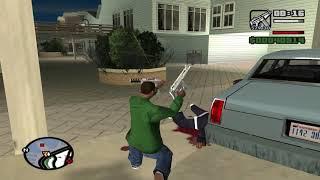 Grand Theft Auto San Andreas  Misiunea#51 Digul 69 RO