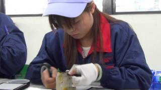 Производство батареек для телефонов