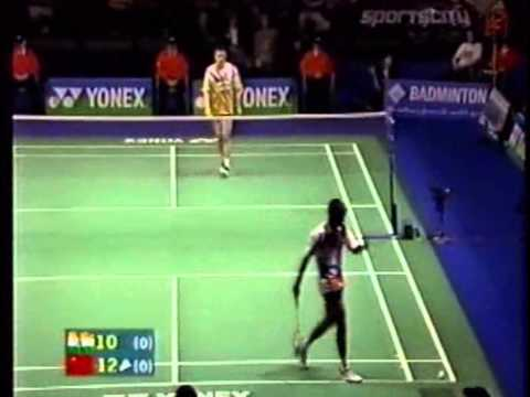 [Full] Badminton Chen Hong vs Pullela Gopichand 2001 All England