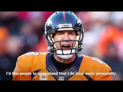 Top 5 Peyton Manning Success Secrets - super bowl Success