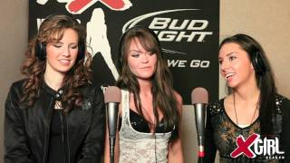 93X Ultimate XGirl Search - Heather, Allison, and Errin