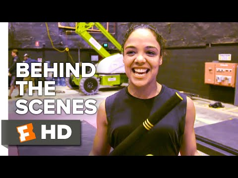 Thor: Ragnarok Behind The Scenes - A New Valkyrie (2018) | Movieclips Extras