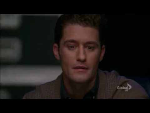 Glee   New directions say something they are looking forward to 3x14