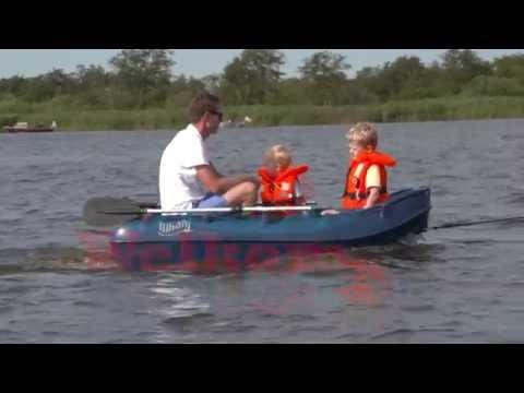 Social Flash Welkom op het water | Sloep varen - 14 okt 16 - 12:19