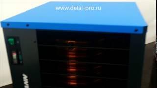 видео Магистральные фильтры сжатого воздуха Comprag