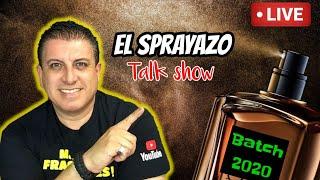 🔴 EL SPRAYAZO talk show ||  I'M BACK BABY !!!!  || Jueves 27 de Febrero 2020