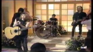 """Heroes del Silencio """"Fuente Esperanza"""" actuacion Musica a media tarde TVE1"""