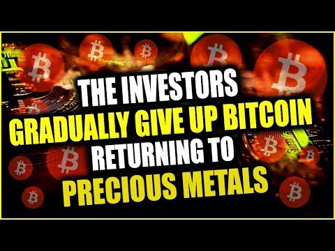The Investors Gradually Give Up Bitcoin and Return to Precio
