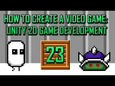 Unity 2D Game Development  23 : Background Music