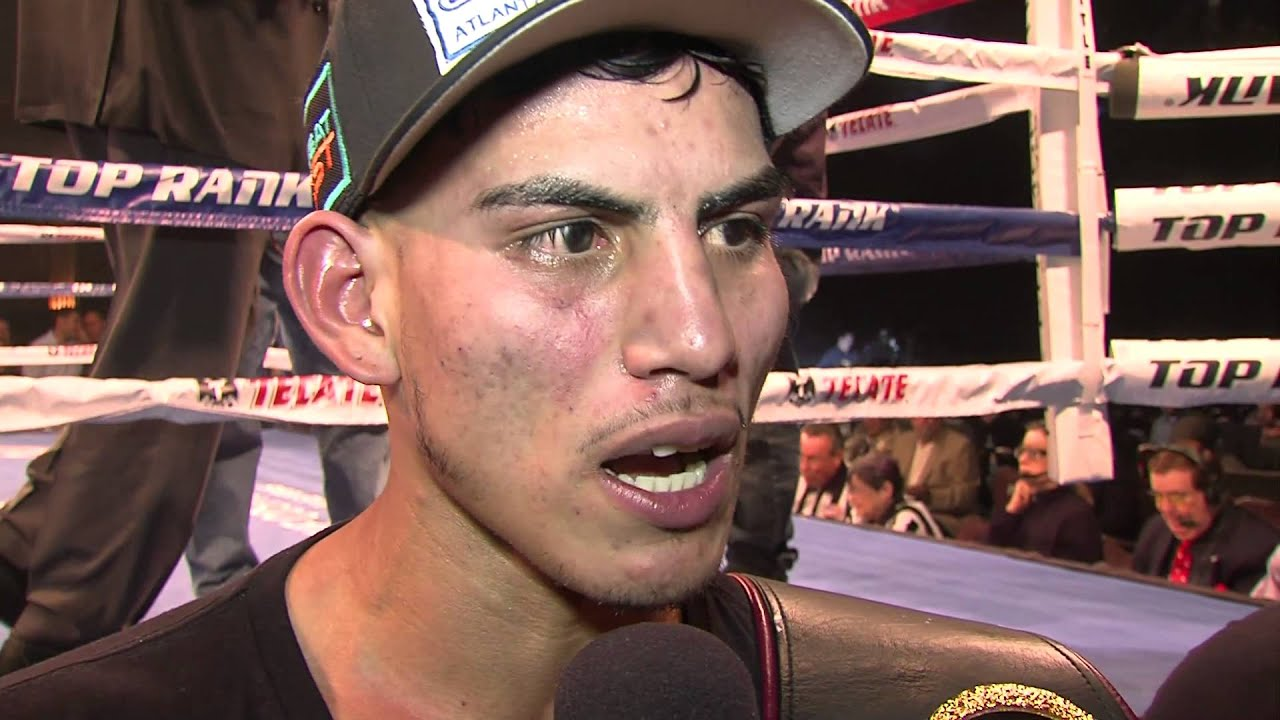 Jose Benavidez Post Fight  Interview