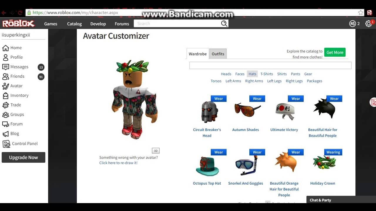 youtube roblox how to make your character look cool