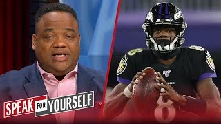 Lamar Jackson is easily the most interesting man in sports — Whitlock | NFL | SPEAK FOR YOURSELF