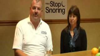 Helps Stop Snoring Boot Camp - Andrew