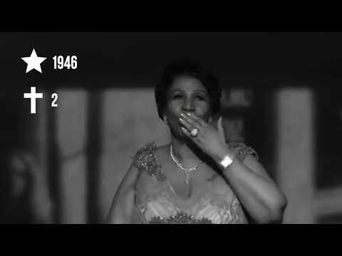Aretha Franklin: como a rainha do soul chegou ao topo