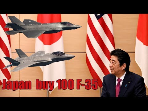 Japan may buy additional 100 F-35 fighters