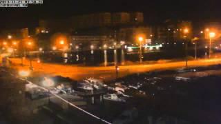 Севастополь, 21 ноября 2013г., ночная вспышка [InfoSevas.RU] thumbnail