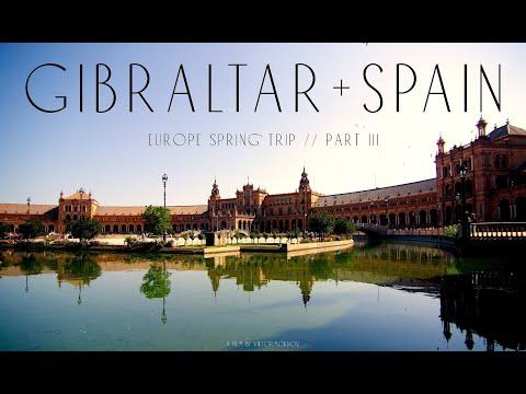 Europe Spring Trip 16 #3. Spain (Sevilla, Ronda, Torremolinos), Gibraltar