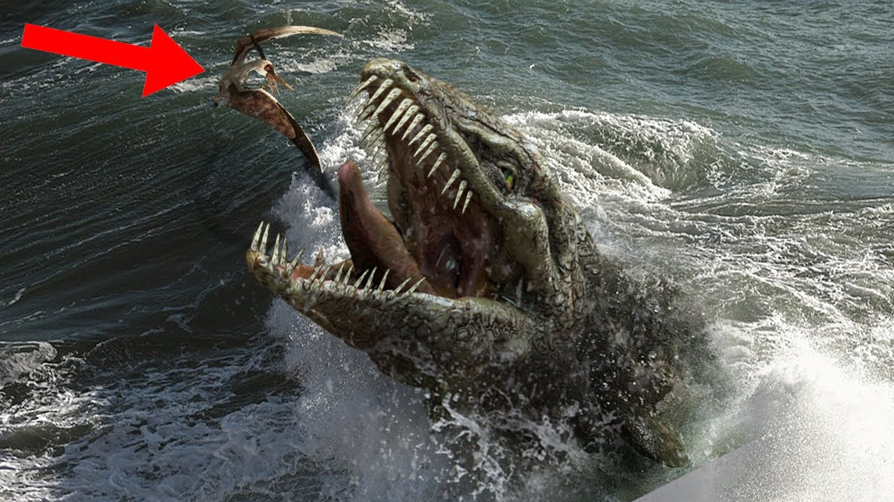 10 Scariest Prehistoric Creatures That Ever Lived!