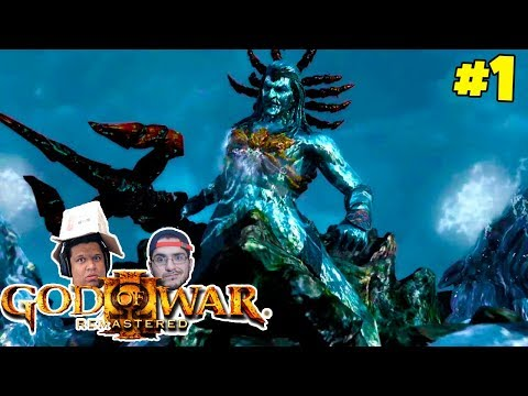 EL FIN COMIENZA: POSEIDON VS KRATOS Y GAIA | GOD OF WAR III - #1