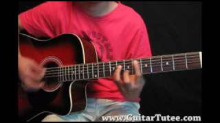 Dishwalla - Candleburn, by www.GuitarTutee.com