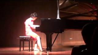Suggestion Diabolique op.4 No.4 S.Prokofiev  By K. Rossakorn