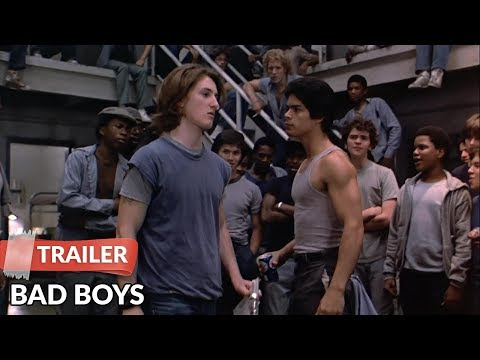 Bad Boys 1983   Sean Penn