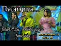 Kedatangan Wiwik sagita Yeni inka Jihan Audy - Adella live anniversary Jylo ID