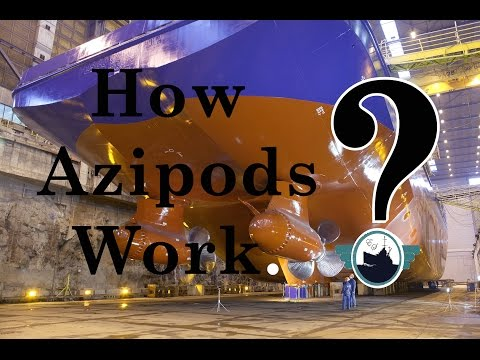 How Azipods Work