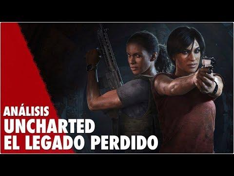 Análisis UNCHARTED : EL LEGADO PERDIDO