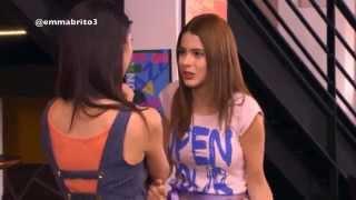 vuclip Violetta 1 - Violetta le dice a Francesca que Federico la quiso besar (01x59)
