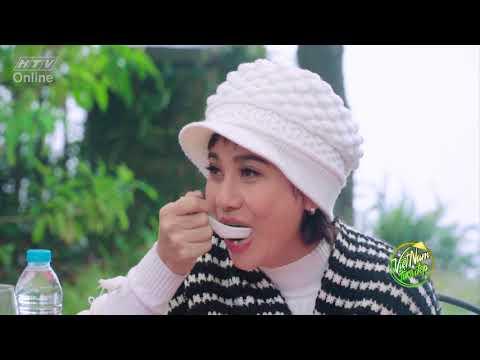 Việt Nam tươi đẹp | Kiều Minh Tuấn - Cát Phượng và hành trình tại Tam Đảo | HTV VNTD