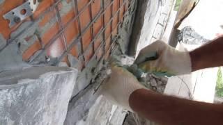 видео Камень для облицовки строительных конструкций (2)